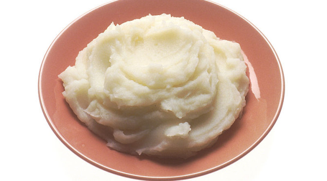 How to mash potatoes