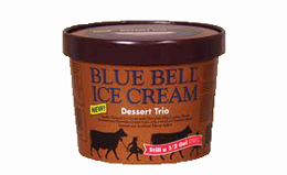 Ice cream Bluebell