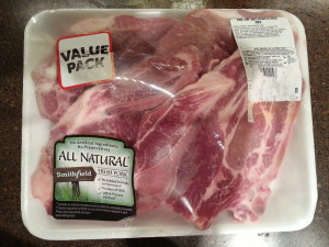 pork chops value pack