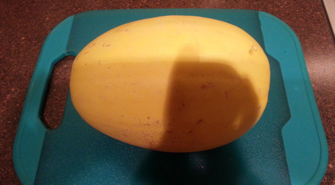 Learn How To Cook Spaghetti Squash Step By Step In Pictures