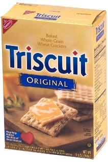Triscuit flavors